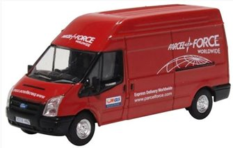 Ford Transit MkV Parcelforce