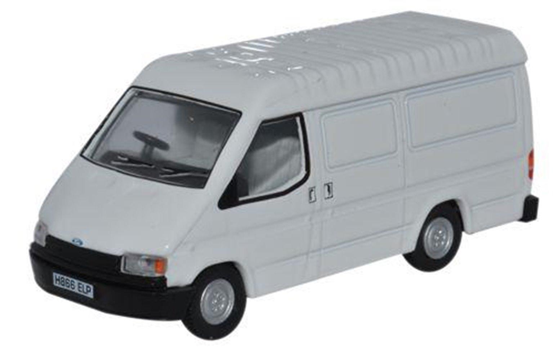 Ford Transit Mk3 White