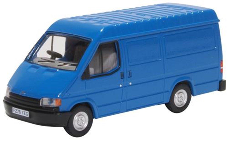 Ford Transit MkIII Gentian Blue