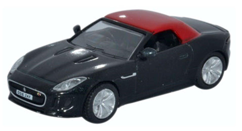 Jaguar F Type Ultimate Black