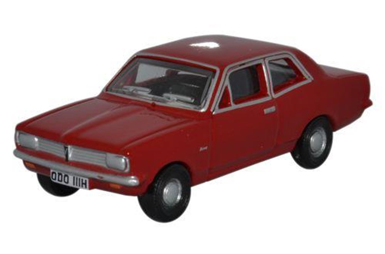 Vauxhall Viva HB in Monza Red