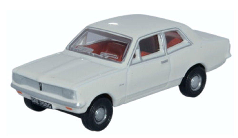 Vauxhall Viva HB Monaco White