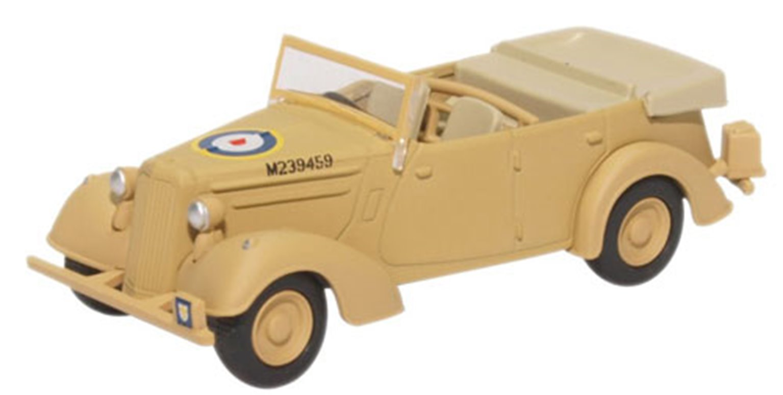 Humber Snipe Tourer Old Faithful Tripoli 1943