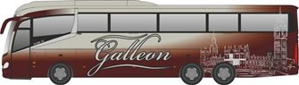 Irizar i6 Galleon Travel