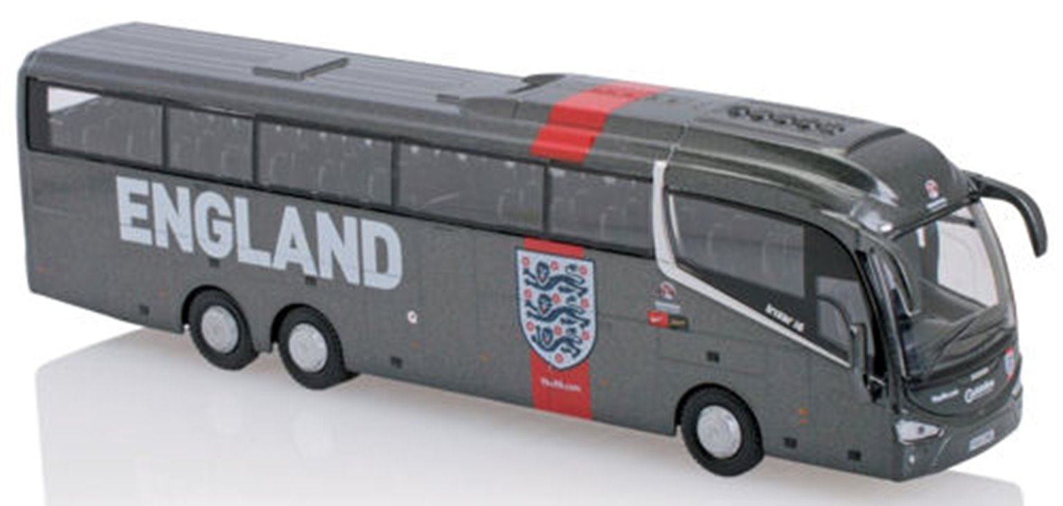 76IR6005 Irizar i6 Guideline England Football Team Coach
