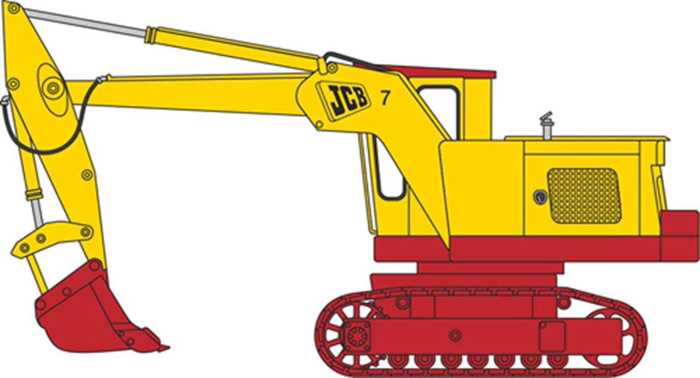 76JCB7001 JCB 7