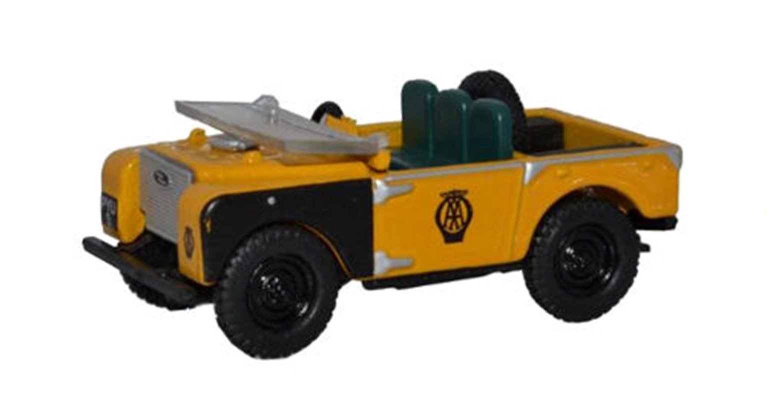 Land Rover Series I 80'' Open Top AA