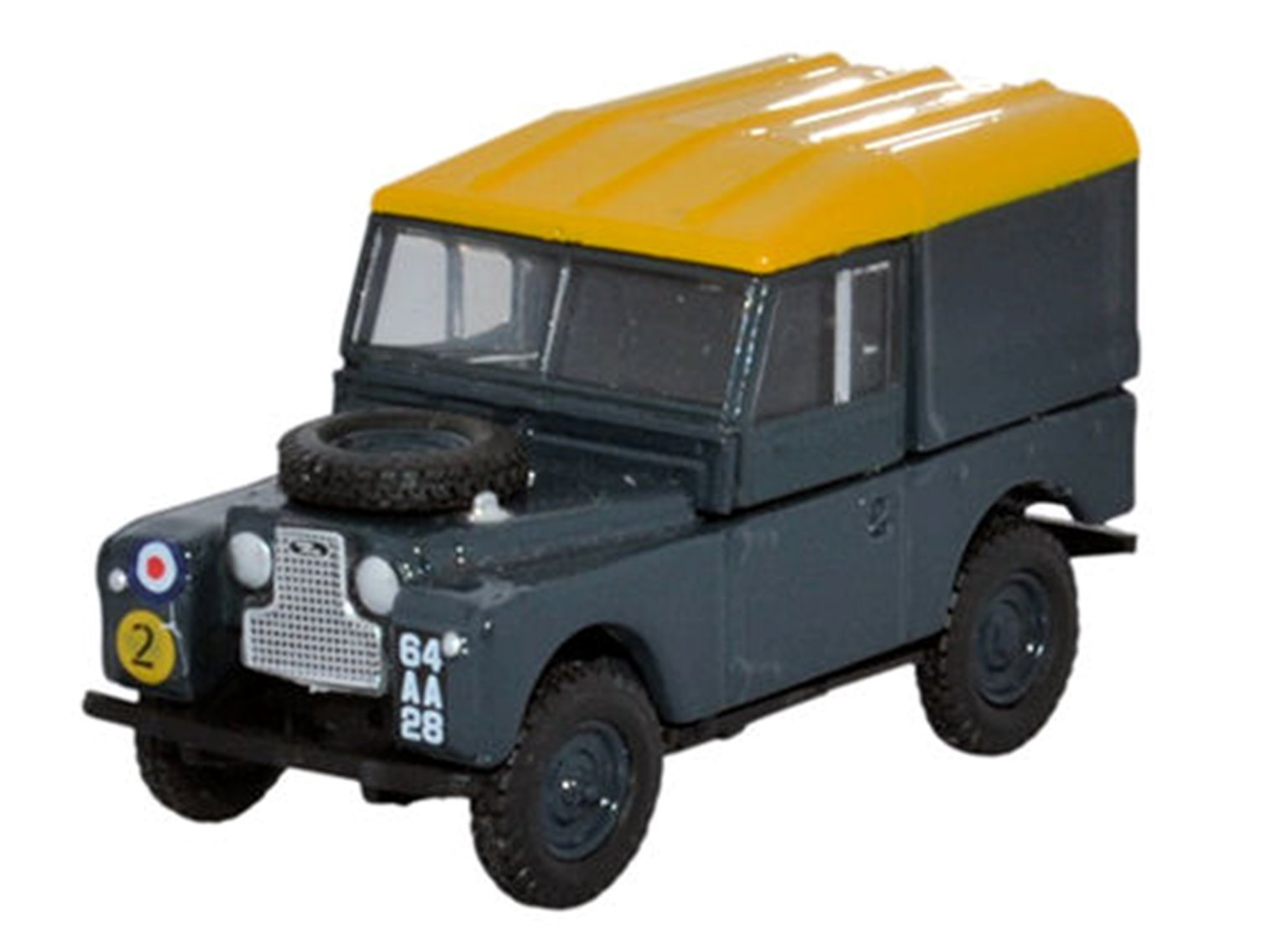 Land Rover Series 1 88 Hard Back RAF