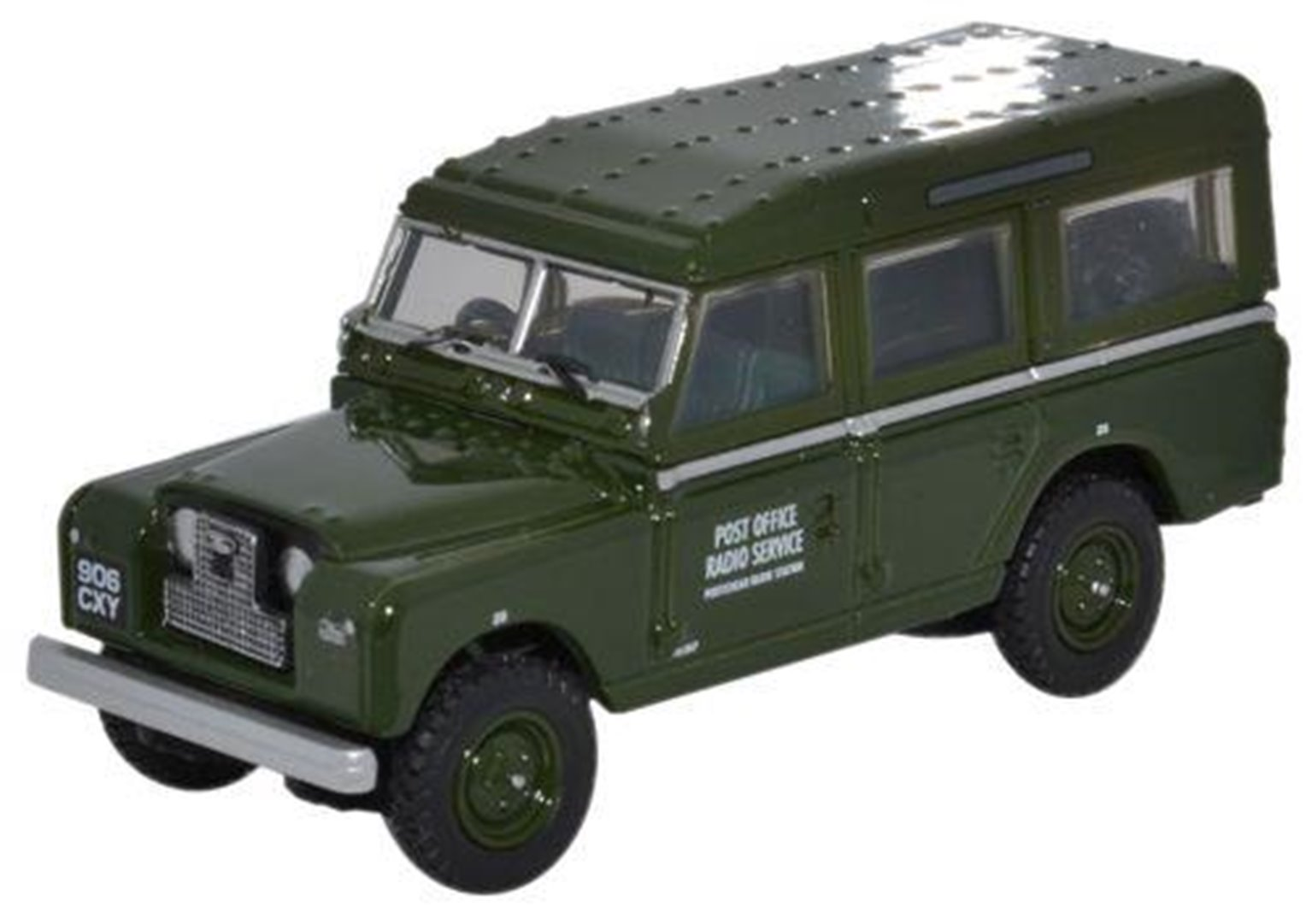 Land Rover Series II LWB Station Wagon Post Office Telephones