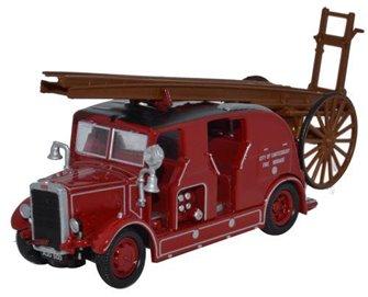 Leyland Cub FK7 Leamington Fire Brigade