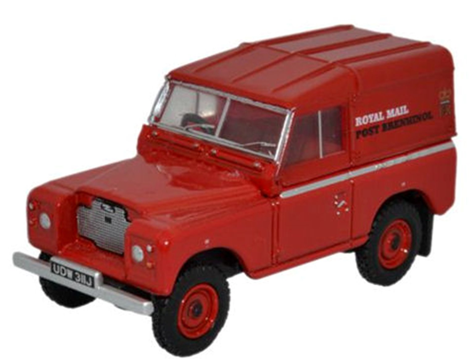Land Rover Series IIa SWB Hard Top Royal Mail (Recovery)