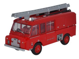 Land Rover FT6 Carmichael Army Fire Service