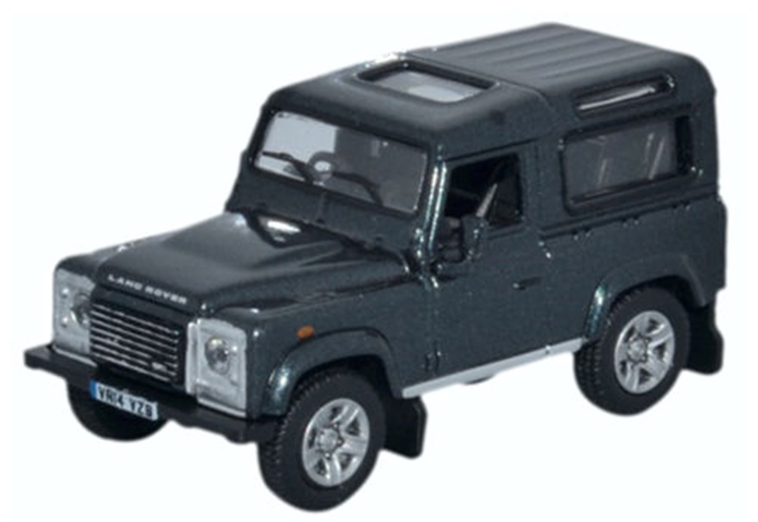 Land Rover Defender 90 Station Wagon Santorini Black