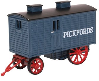 76LW002 Living Wagon Pickfords