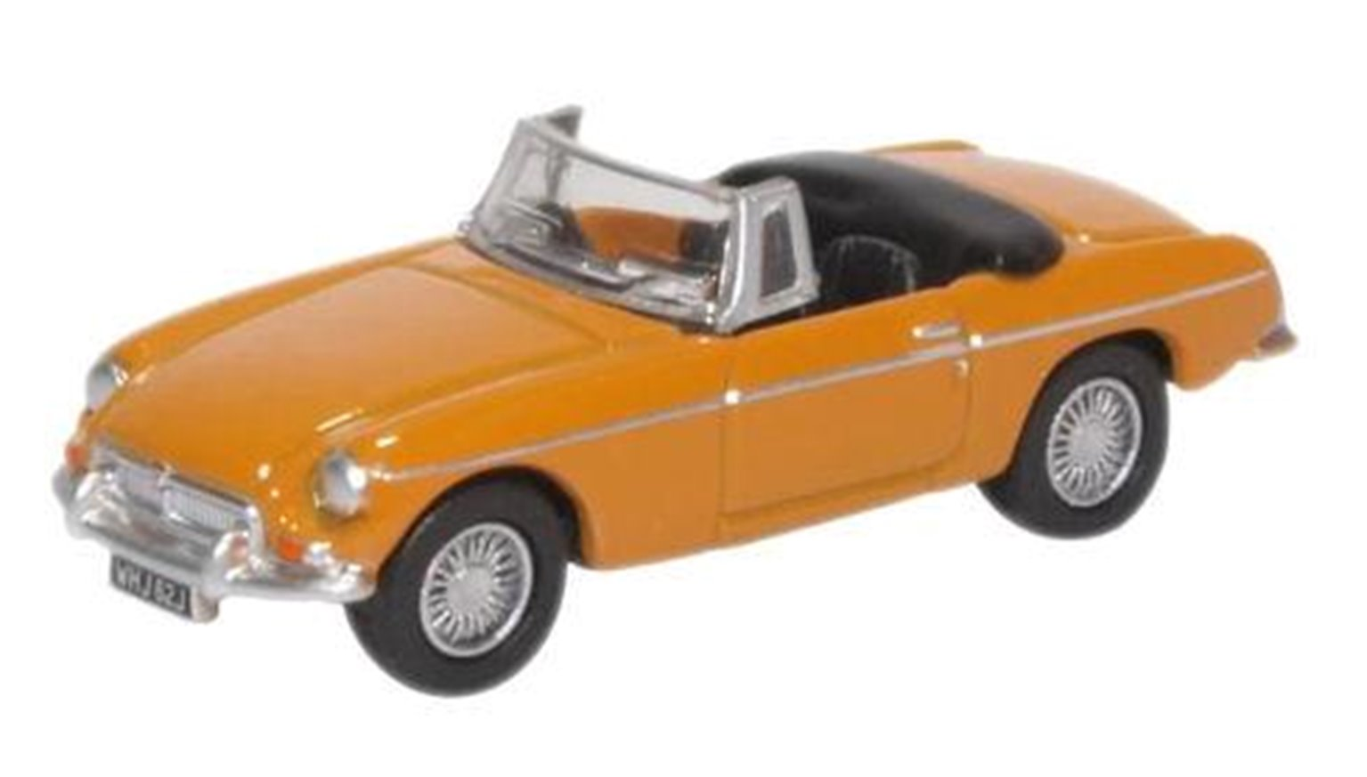 MGB Roadster Bronze Yellow