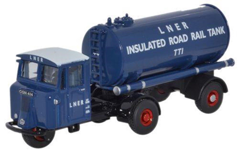 Scammell Mechanical Horse Tanker LNER