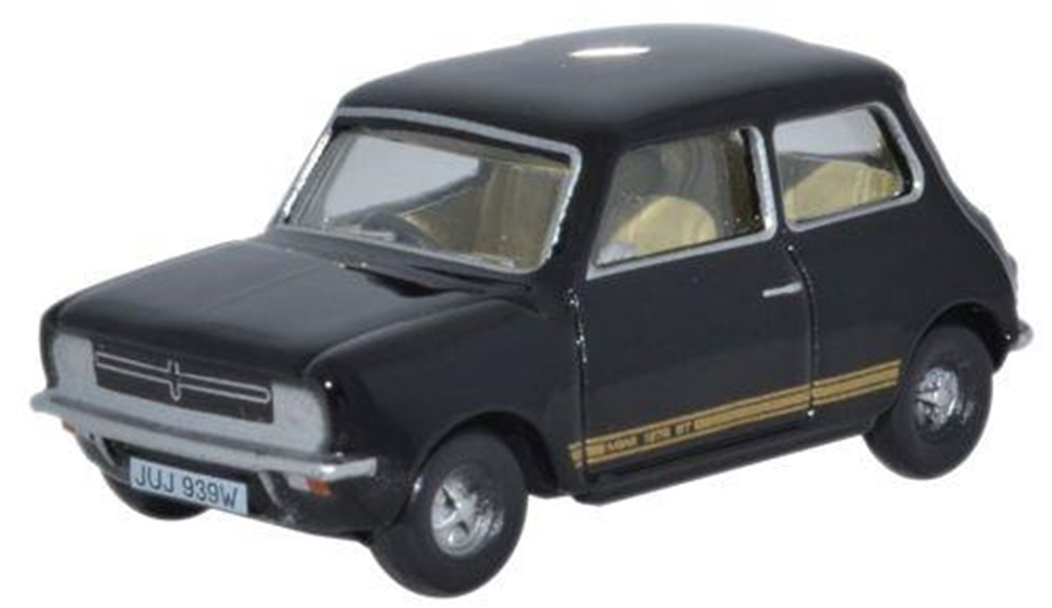 Mini 1275GT in black