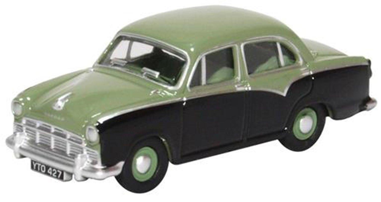 Morris Oxford III Sage Green/Twilight Grey