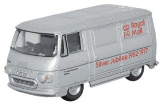 Royal Mail Silver Jubilee Commer PB Van
