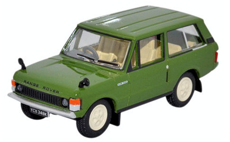 Range Rover Classic Lincoln Green