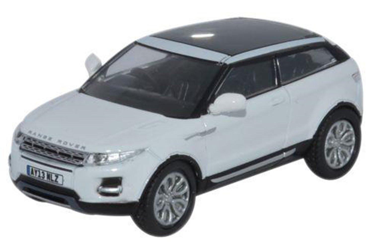 Range Rover Evoque - White