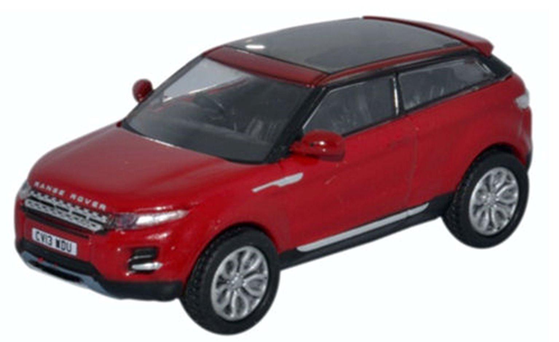 Range Rover Evoque Firenze Red