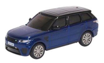 Range Rover Sport SVR Setoril Blue