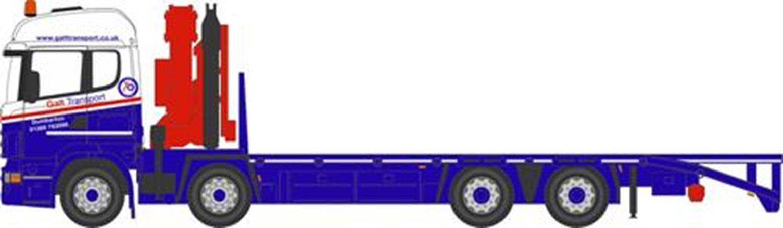 Scania Crane Lorry Galt Transport