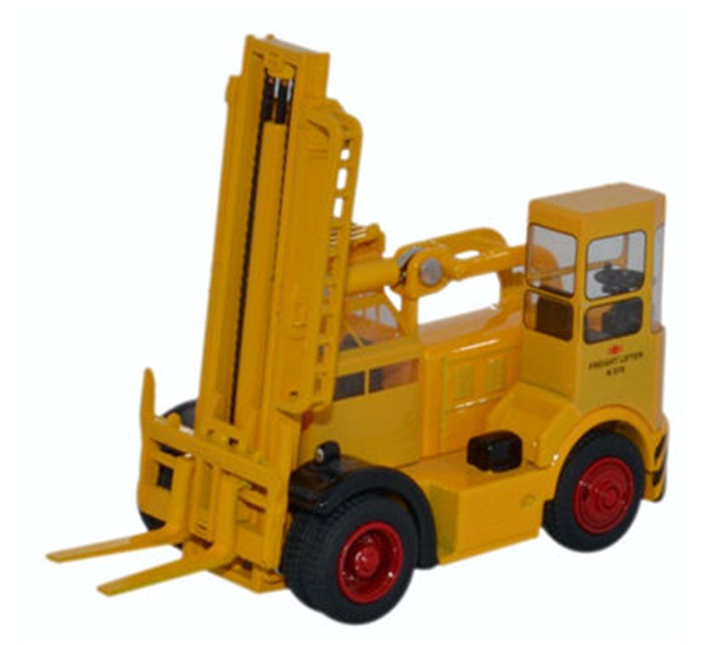 Shelvoke & Drewry Freightlifter British Rail (Yellow)