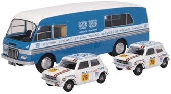 British Leyland Nederland Set (3
