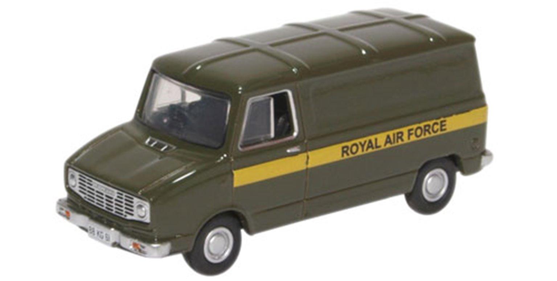 Sherpa Van RAF