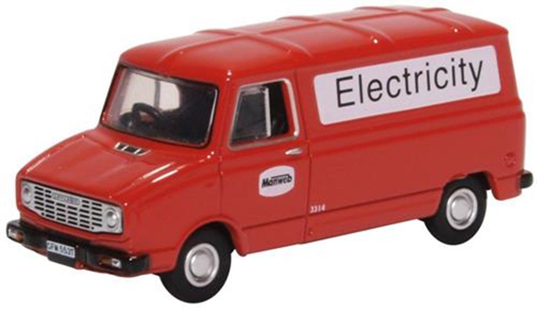 Leyland Sherpa Van Manweb Electricity