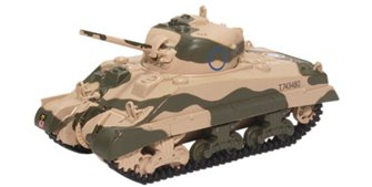 Sherman Tank MK III 10th Armoured Division 1942