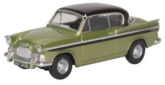 Sunbeam Rapier MkIII Light Green Metallic/Embassy Black