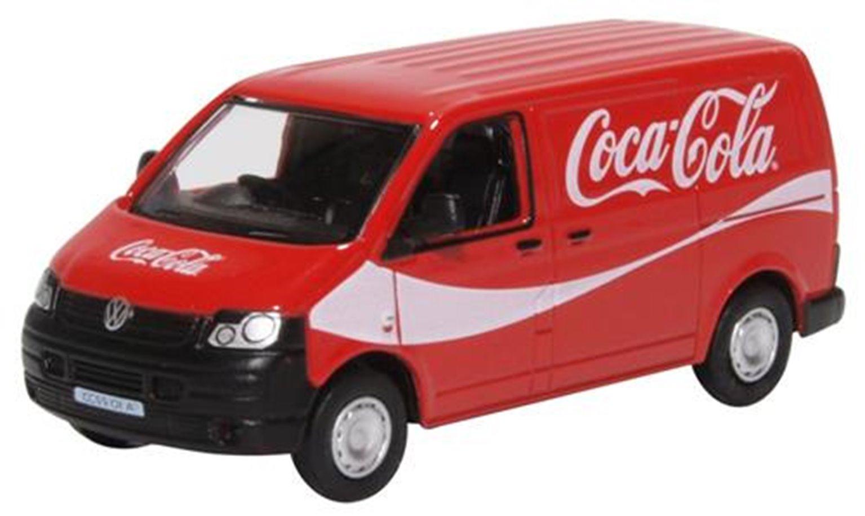 VW T5 Van Coca Cola