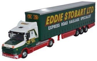 Eddie Stobart Scania T Cab Curtainside