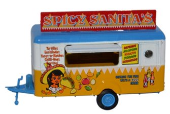 Mobile Trailer Spicy Sanitas