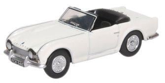 Triumph TR4 New White