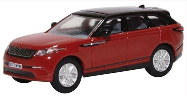 Range Rover Velar Firenze Red
