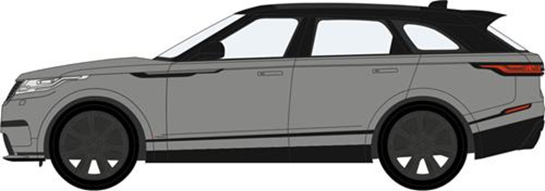 Range Rover Velar SE Silicon Silver