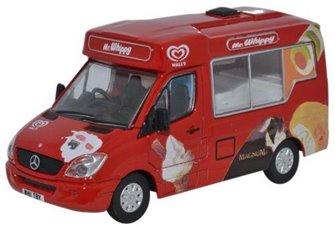 Walls Ice Cream Whitby Mondial Ice Cream Van