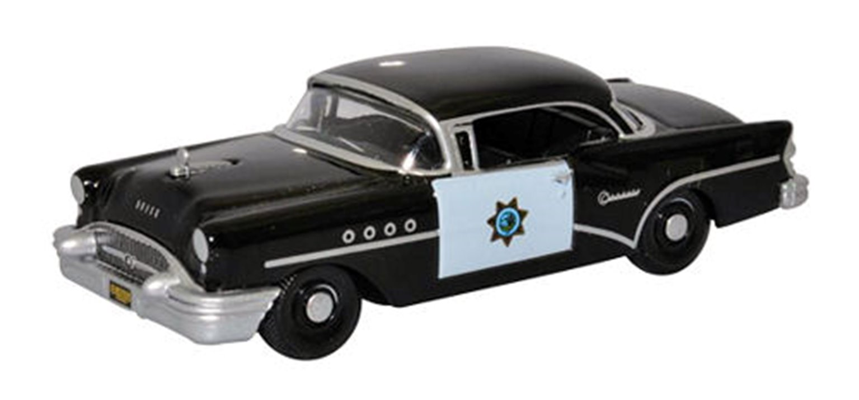 Buick Century 1955 California Highway Patrol