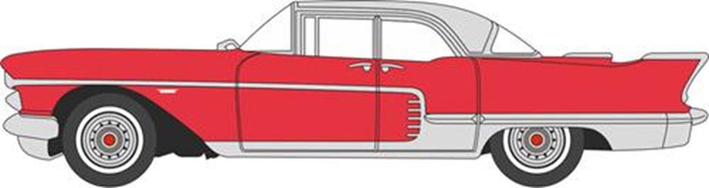 Chevrolet Cadillac Eldorado Brougham 1957 Dakota Red