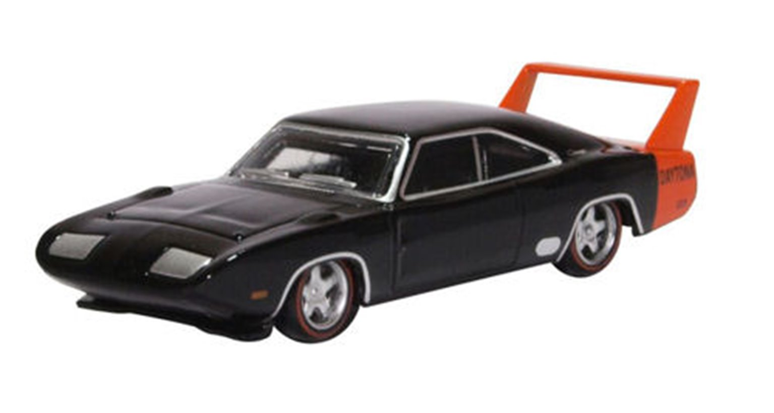 Dodge Charger Daytona 1969 Black