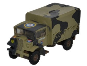 Oxford Diecast NCMP001 Bedford CMP Truck 1st Canadian Infantry Div