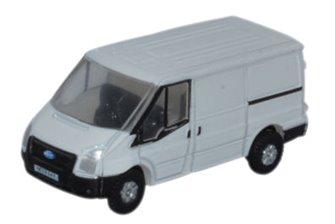 Ford Transit MK 5 SWB Low Roof White
