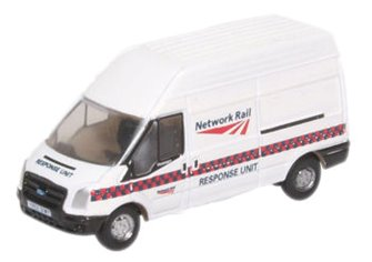 Ford Transit Mk5 Network Rail Response Unit