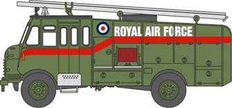 Green Goddess RAF