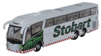 Oxford Diecast NIRZ004 Scania Irizar Eddie Stobart