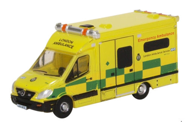 Mercedes Ambulance London